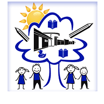 Kirk Merrington Primary School logo