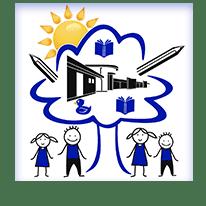 Kirk Merrington Primary School logo